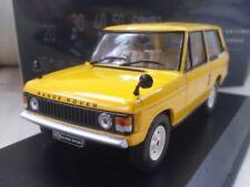Véhicules miniatures WhiteBox pour Range Rover 1:43