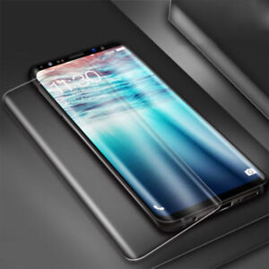 6D For Samsung S9 Plus Note 9 8 Accessory Tempered Glass Film Screen Protector