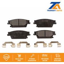 Centric 2-Wheel Set Brake Pad Sets Front Driver /& Passenger Side New 105.14220