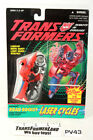 Road Rocket Sealed MISB MOSC Laser Cycles G2 Transformers