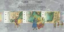 Israël postfris 1992 MNH block 45 - Verdrijving Joden uit Spanje (S1211)
