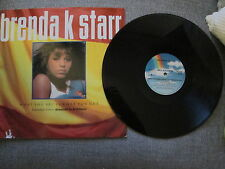 "Brenda K Starr-What You See Is What You Get- 12"" Ltd Editon Single"