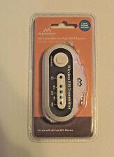 Merkury UNIVERSAL Wireless FM Transmitter For iPod/MP3 Players MI-FBFM4