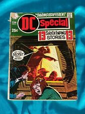 DC SPECIAL # 4, Sept. 1969, 13 SHOCK ENDING STORIES! VERY GOOD MINUS Condition