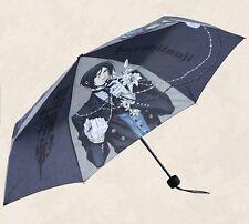 1pc Japan Anime Black Butler Umbrella Aluminum Umbrella handle high quality