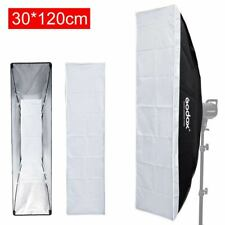 "Godox Collapsible Rod 30x120cm / 12""x47"" Softbox Multiblitz-A Mount Speedring"