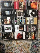 15 Cassette Tapes - Led Zeppelin Jimi Hendrix Doors  70s-90s Classic Rock Lot