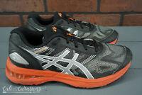 VGC! ASICS Gel-Nimbus 19 Mens Size 6 Running Shoes Black/Red/Silver