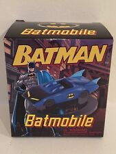 Batman Batmobile Mega Mini Kit Vehicle Replica & Book Set New Running Press 2012
