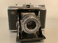 Zeiss Ikon Nettar 518/16 Folding Camera with Novar-Anastigmat f/4.5 75mm