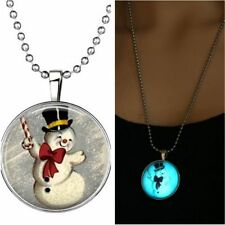 Beauty Glass Unbranded Oval Costume Necklaces & Pendants