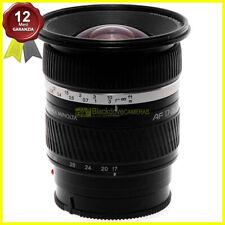 Minolta 17/35mm f2,8-4 D obiettivo zoom per fotocamere Sony A-mount e Minolta AF