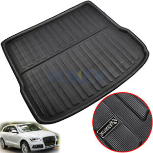 For AUDI Q5 SQ5 8R 08-17 Rear Trunk Mat Tray Cargo Boot Liner Floor Protector