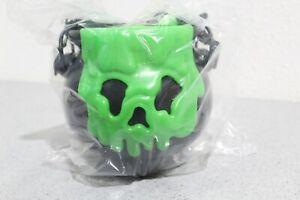 NEW SEALED Disney Cauldron Poison Apple Popcorn Bucket Lighted Mickey Halloween