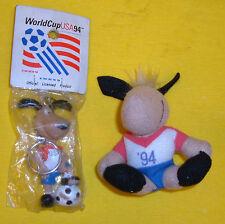 USA '94 STRYKER WM FIFA WORLD CUP MASCOT CAMPIONATI CALCIO SOCCER MASKOTTCHEN