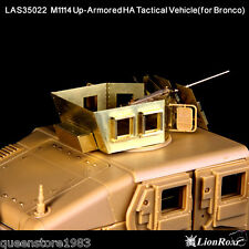 LionRoar PE-details 1/35 M1114 Up-Armored HA Tactical Vehicle (for Bronco)