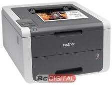 STAMPANTE BROTHER LASER COLORI A LED A4 64MB 250FF WIFI USB+4 TONER HL-3140CW