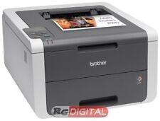 STAMPANTE BROTHER LASER COLORI A LED A4 64MB 250FF WIFI USB+4 TONER HL-3140CW