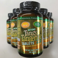 Beyond Tangy Tangerine BTT 2.0 Tablets - 120 (6 Pack) Youngevity Dr. Wallach