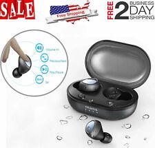New listing Bluetooth 5.0 Deep Bass True Wireless Earbuds Built-in Microphone Tranya T3