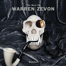 WARREN ZEVON - GENIUS - THE BEST OF CD (Werewolfes of London etc.) Portofrei