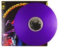 "12"" LP-Various-underground'70-d501-Violet VINILE-cleaned"