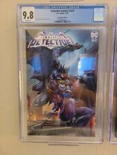 Batman Detective Comics 1027 Tyler kirkham Variant CVR A CGC 9.8