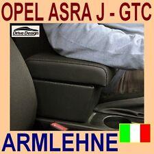 OPEL ASTRA J - GTC- Mittelarmlehne mit Ablagefach für - armrest -Made in Italy-@