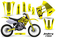 AMR Racing Suzuki RM 125 1992 RM 250 89-92 Graphics Kit Bike Decal Sticker FRY