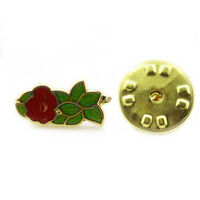 Enamel Rose Croix Masonic Lapel Pin (or Badge)