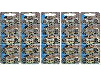 NEW LR44 MAXELL A76 L1154 AG13 357 SR44 303 BATTERY 0%Hg (50 Batteries)