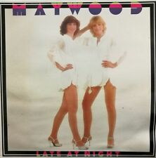MAYWOOD Sung in Spanish - LP Spain 1981 UNIQUE Nederpop ultr@r@re Late At Night