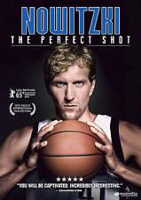 Nowitzki: The Perfect Shot (DVD, 2015)