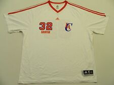 M27 New ADIDAS LA Clippers Blake Griffin Warmup Shooting Jersey Shirt MEN'S 2XL