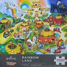 Hallmark Rainbow Brite 1000 pc. Jigsaw Puzzle Bright 24 x 30