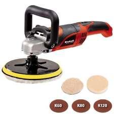 Einhell 2093265 CC-PO 1100/2E Polier- und Schleifmaschine Poliermaschine 1100W