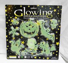 Glowing Imaginations - Glow in the Dark Stickers - Spooky Halloween Stuff
