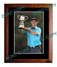 GREG CHALMERS 2011 AUST OPEN GOLF WIN LARGE A3 PHOTO 2