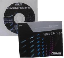 Original Asus pilote CD DVD v1024 hd7770 direct cuii Driver Manual cartes graphiques