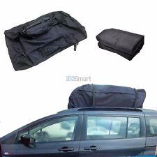 15 Cubic Ft Waterproof Autos Van Roof Top Cargo Rack Carrier Storage Luggage Bag