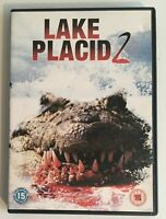 Lake Placid 2 (DVD, 2008) American Made-For-Television Comedy Horror, Region 2