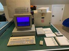 Vintage Apple Macintosh Desktop Computer - iifx - great condition - very rare