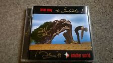 Brian May (Queen) – Another World (Euro 1998) CD **SIGNED**
