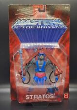MOTU Masters of the Universe 200X STRATOS New on card