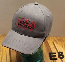 JESS FORD AUTO DEALER PULLMAN WASHINGTON HAT GRAY EMBROIDERED STRAPBACK VGC E8