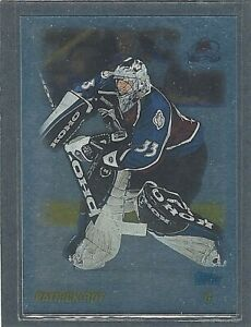 PATRICK ROY 2000-01 O-Pee-Chee Topps Foil Parallel #2 SN 89/100 Avalanche HHOF