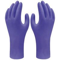 50 Stück Showa 7555 Einweghandschuhe - Medizinische Nitirl-Einmalhandschuhe