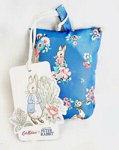 Cath Kidston Beatrix Potter Peter Rabbit Bag Foldaway Shopper Shopping Handbag