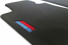NEU Fußmatten BMW E87 M1 Logo Edition Premium Velour Autoteppiche