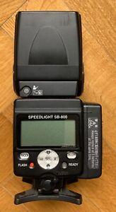 Nikon SB 800 Speedlight Aufsteckblitz mit Zubehör